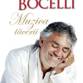 """23 maggio, Presentazione libro """"La musica del silenzio"""" di Andrea Bocelli23 mai, Prezentarea versiunii în limba română a cărţii """"Muzica tăcerii"""" de Andrea Bocelli"""