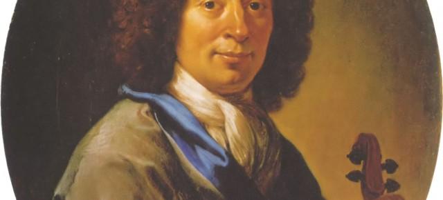 11, 12 maggio, Arcangelo Corelli: Opus 5, Sonate a violino e violone o cimbalo 11, 12 mai, Arcangelo Corelli: Opus 5, Sonată pentru vioară şi contrabas sau clavecin