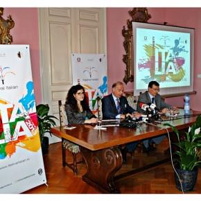 Conferenza stampa di presentazione del Festival Italiano 2013Conferinţa de presă organizată cu ocazia prezentării celei de-a V-a Ediţii a Festivalului Italian 2013