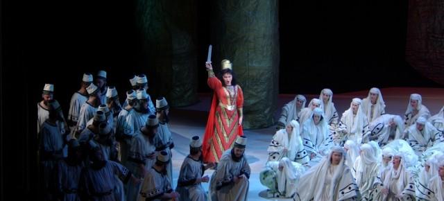 "26 maggio, ""Nabucco"" di Giuseppe Verdi 26 mai,  ""Nabucco"" de Giuseppe Verdi"